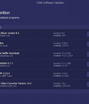 IObit Software Updater Ekran Görüntüleri - 1