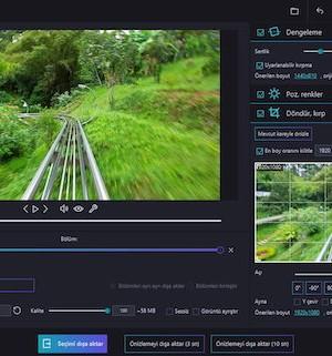 Ashampoo Video Stabilization Ekran Görüntüleri - 2