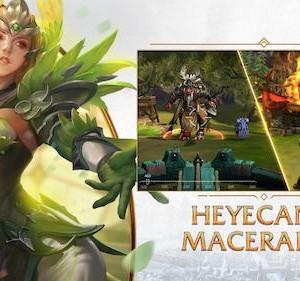 Era of Legends Ekran Görüntüleri - 5