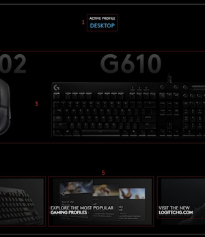 Logitech G HUB Ekran Görüntüleri - 2