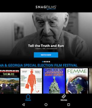 SnagFilms Ekran Görüntüleri - 2