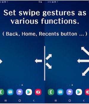 Samsung One Hand Operation + Ekran Görüntüleri - 1