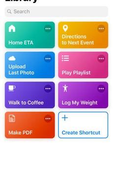 Shortcuts Ekran Görüntüleri - 1
