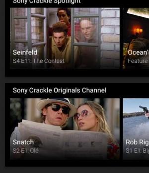 Sony Crackle Ekran Görüntüleri - 1