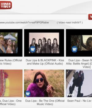 YouTube Video İndir Ekran Görüntüleri - 2