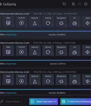 Ashampoo ActionCam Ekran Görüntüleri - 2