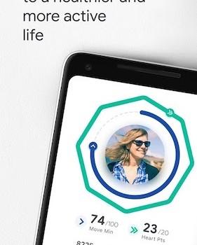 Google Fit Ekran Görüntüleri - 1