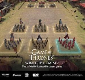 Game of Thrones Winter is Coming Ekran Görüntüleri - 4