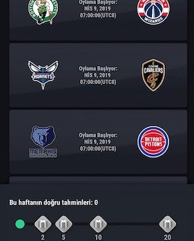 NBA NOW Ekran Görüntüleri - 4