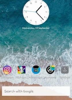 Notch Battery Bar Ekran Görüntüleri - 1
