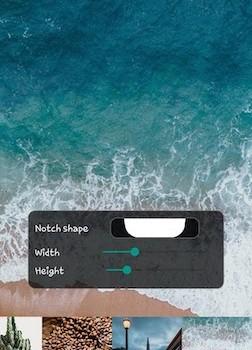 Notch Battery Bar Ekran Görüntüleri - 4