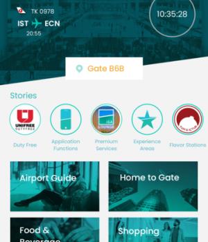 IGA Airport Ekran Görüntüleri - 1
