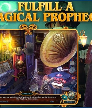 Chimeras: The Signs of Prophecy Ekran Görüntüleri - 3