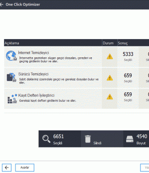 Ashampoo WinOptimizer Ekran Görüntüleri - 7