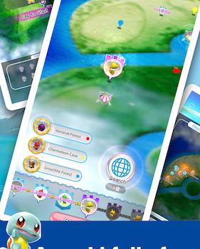 Pokémon Rumble Rush Ekran Görüntüleri - 4