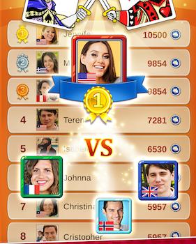Solitaire Social: Classic Game Ekran Görüntüleri - 2