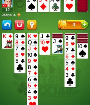 Solitaire Social: Classic Game Ekran Görüntüleri - 7
