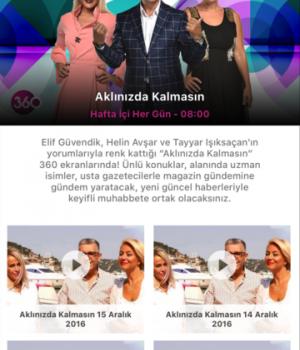 TV 360 Ekran Görüntüleri - 9