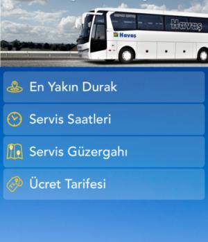 Havaş Mobile Ekran Görüntüleri - 2