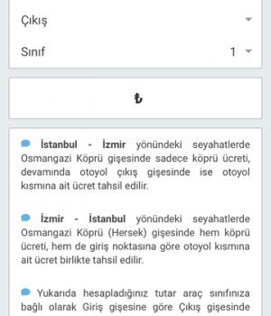 İstanbul-Bursa-İzmir Otoyolu Ekran Görüntüleri - 4