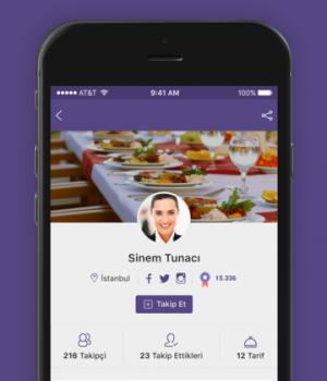 Yemek Evi Ekran Görüntüleri - 4