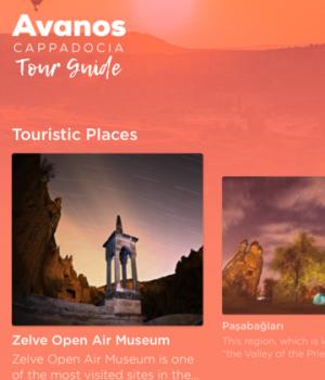 Avanos   Kapadokya Ekran Görüntüleri - 1