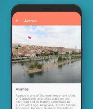 Avanos   Kapadokya Ekran Görüntüleri - 2