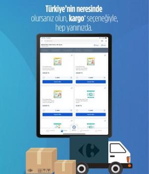 CarrefourSA Online Market Ekran Görüntüleri - 13