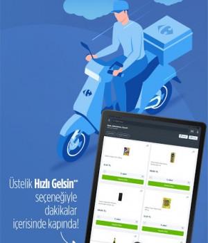 CarrefourSA Online Market Ekran Görüntüleri - 9