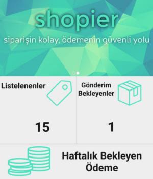 Shopier Ekran Görüntüleri - 1