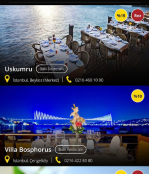 GastroClub Ekran Görüntüleri - 1
