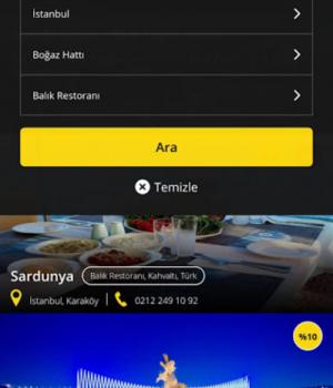 GastroClub Ekran Görüntüleri - 2