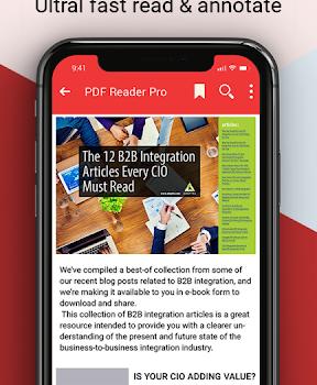 PDF Reader Ekran Görüntüleri - 4