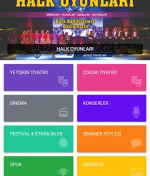 Kültür Ankara Ekran Görüntüleri - 1