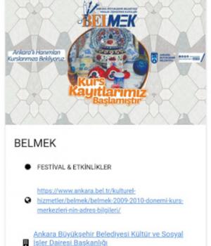 Kültür Ankara Ekran Görüntüleri - 2