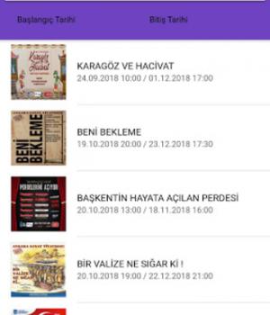 Kültür Ankara Ekran Görüntüleri - 3