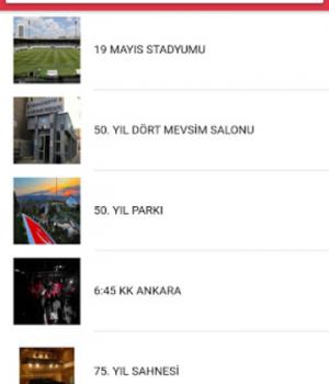 Kültür Ankara Ekran Görüntüleri - 4