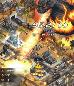 Godzilla Defense Force 1 - 1