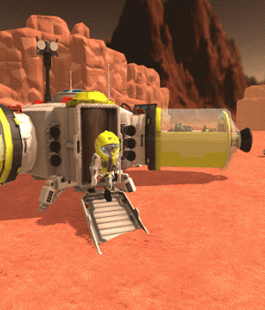 PLAYMOBIL Mars Mission 4 - 4