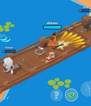 ZOBA: Zoo Online Battle Arena 3 - 3