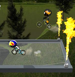 Stickman Bike Battle Ekran Görüntüleri - 1
