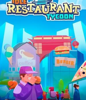 Idle Food Restaurant Ekran Görüntüleri - 1