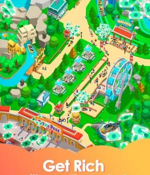 Idle Theme Park Tycoon Ekran Görüntüleri - 2