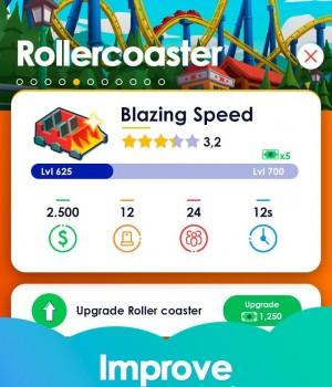 Idle Theme Park Tycoon Ekran Görüntüleri - 3