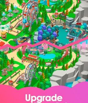 Idle Theme Park Tycoon Ekran Görüntüleri - 1
