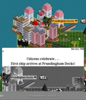 OpenTTD Ekran Görüntüleri - 3
