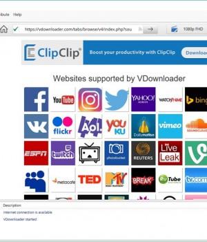 VDownloader Ekran Görüntüleri - 3