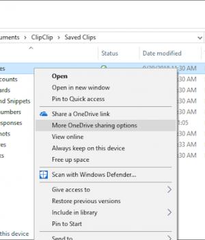 ClipClip Ekran Görüntüleri - 5