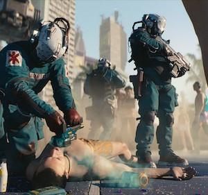Cyberpunk 2077 Ekran Görüntüleri - 5