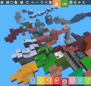 Game Builder Ekran Görüntüleri - 1